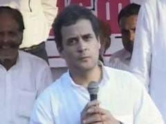 मोदी जी किसी की नहीं सुनते, जो मन में आता है देश पर थोप देते हैं: अमेठी में बोले राहुल गांधी