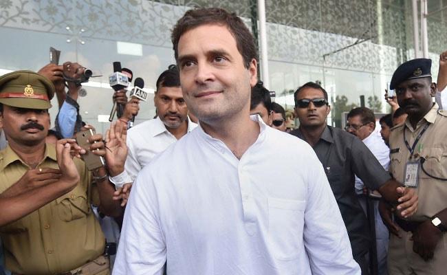 कांग्रेस ने कहा, GST की दरों में कटौती का श्रेय राहुल गांधी को जाता है