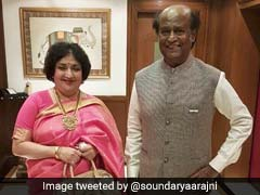 Rajinikanth Will Change Politics, Promises Wife Lata. It's When, Not If
