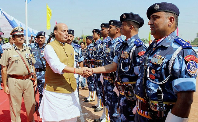 India A Powerful Country, No Nation Can Destabilise It: Rajnath Singh