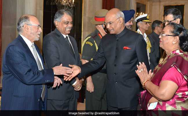 Ram Nath Kovind Leaves For Africa, First Overseas Trip As President