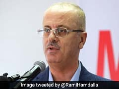 Palestinian PM Rami Hamdallah Arrives In Gaza, First Visit Since 2015