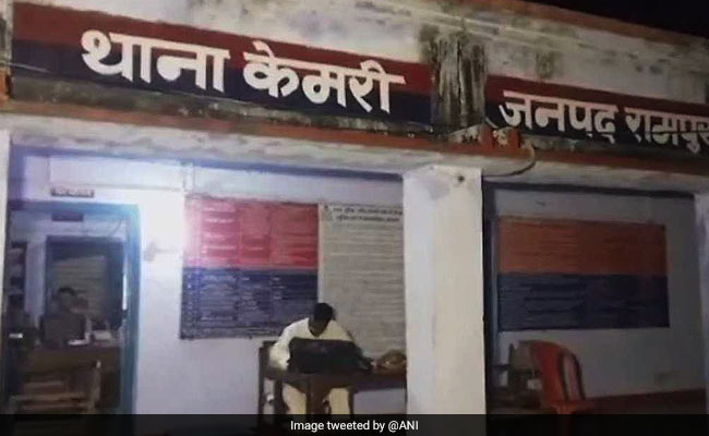 Cop Allegedly Tries To Rape 6-Year-Old Inside Checkpost In UP, Arrested