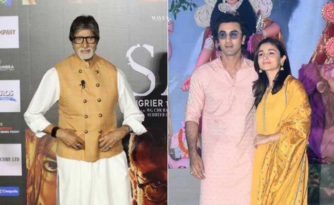 करण जौहर का 'ब्रह्मास्त्र', अमिताभ बच्चन, रणबीर कपूर और आलिया भट्ट आएंगे साथ