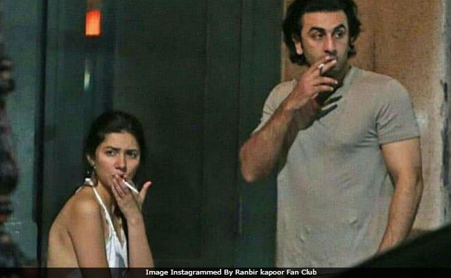 Ranbir Kapoor's Viral Pics With Mahira Khan: Is This Dad Rishi Kapoor's Response?