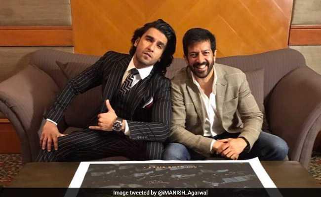 सलमान खान के निर्देशक कबीर खान आखिर क्यों हैं रणवीर सिंह के फैन...?