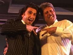 अलाउद्दीन खिलजी के बाद क्रिकेटर बन जलवा दिखाएंगे रणवीर सिंह, निभाएंगे कपिल देव का रोल