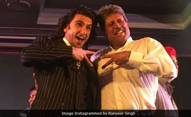 What Ranveer Singh's '83 Director Says About Him And Padmavati Trailer