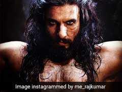 'पद्मावती' में रणवीर सिंह का लुक क्यों लग रहा है ट्विटर को मिलावटी...