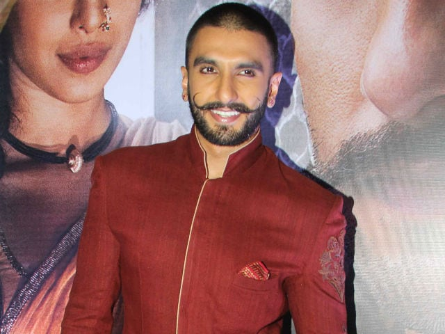 Padmavati: Ranveer Singh's First Poster Out Tomorrow
