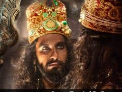 <i>Padmavati</i>: Presenting Ranveer Singh As Sultan Alauddin Khilji