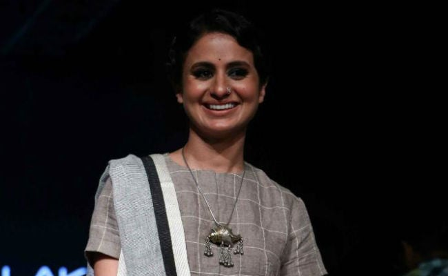 Rasika Dugal To Play Widowed Mother In Hamid, Set In Kashmir
