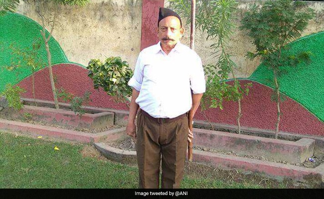 RSS Leader Shot Dead in Punjab While Returning From'Shakha