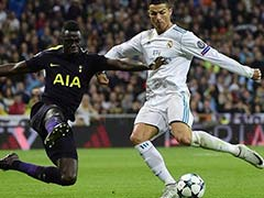 Champions League: Tottenham Hotspur Hold Real Madrid as Manchester City Down Napoli