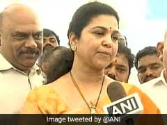 YSR Congress Lawmaker Butta Renuka Finally Joins TDP