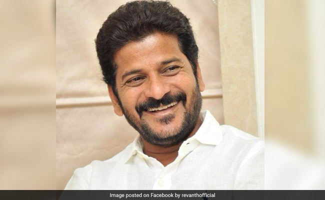 TDP's Ex-President Of Telangana Revanth Reddy To Join Congress