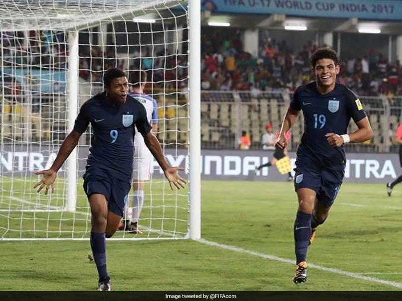 FIFA U-17 World Cup: Rhian Brewster Scores Hat-Trick As England Enter Semis
