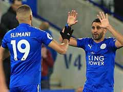 Premier League: Riyad Mahrez Snatches Draw For Struggling Leicester