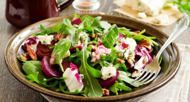 roast beet feta and cucumber salad recipe