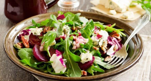 roast beet feta and cucumber salad recipe