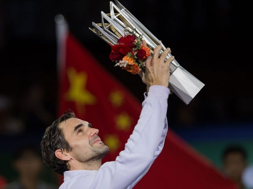Roger Federer Beats Great Rival Rafael Nadal To Win Shanghai Masters