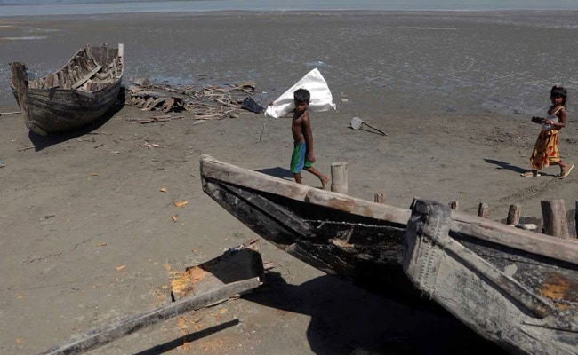 Image result for Bangladesh Destroys Boats Ferrying Rohingya From Myanmar