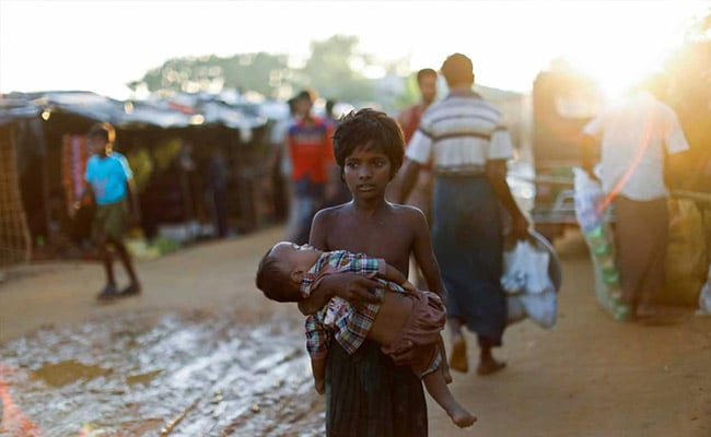 UN Raises Number Of Rohingya Refugees In Bangladesh To 537,000