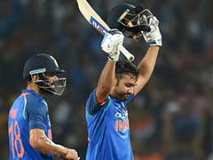 Rohit Sharma Back In Top-5, Virat Kohli Stays No.1 in ICC ODI rankings