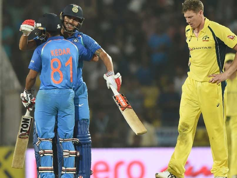 Australia restricted to 242-9 vs. India on slow wicket