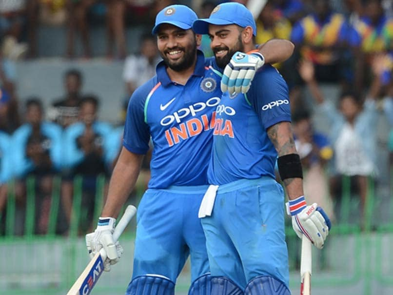 Virat Kohli Asks Rohit Sharma To Share His Double Hundred Handbook