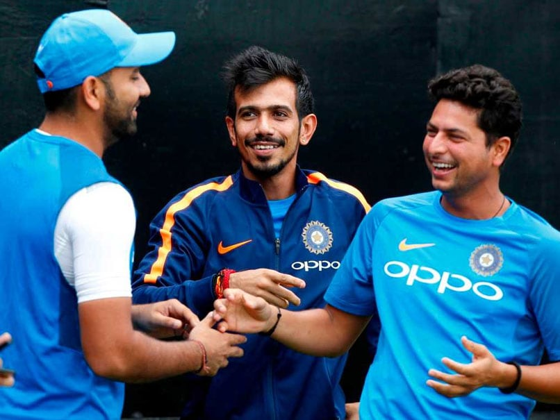 Kuldeep Yadav, Yuzvendra Chahal Not Afraid Of Making Tactical Changes: Rohit Sharma