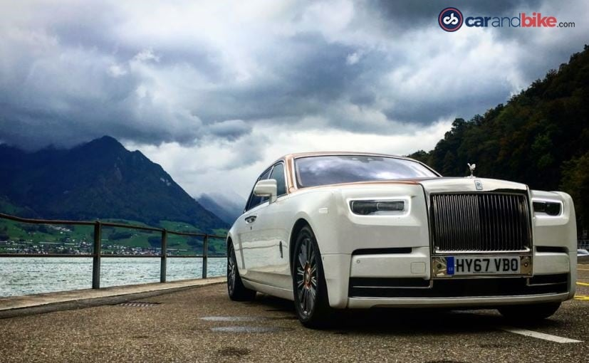 rolls royce phantom 8 face