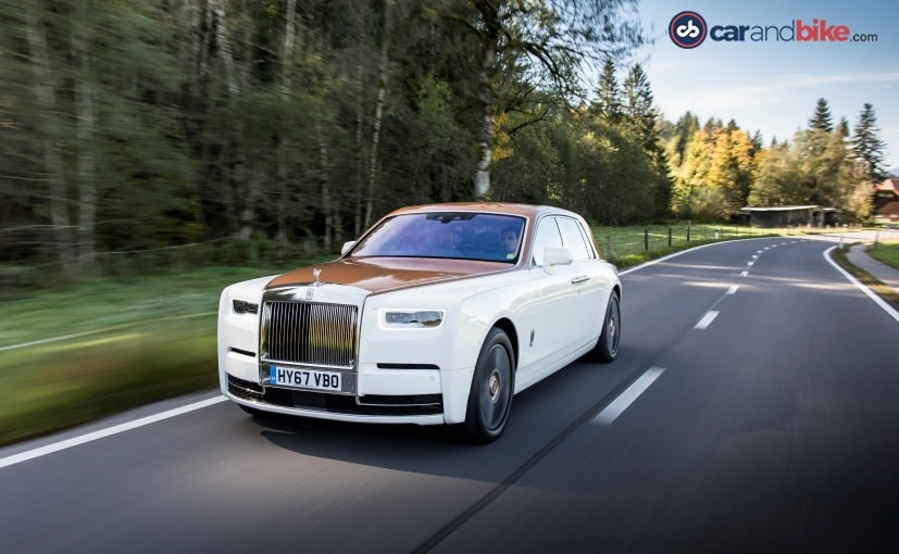 rolls royce phanton 8 customisation