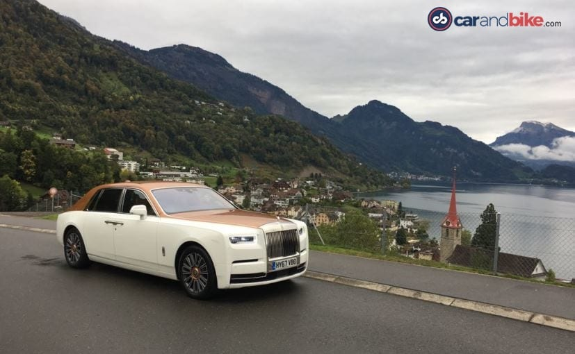rolls royce phanton 8 exterior colour