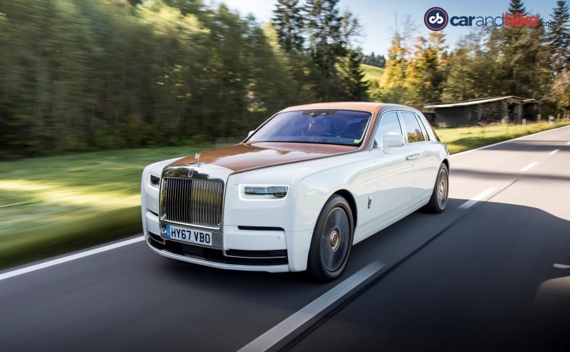 Exclusive Elegant And Enigmatic Eighth Rolls Royce Phantom Viii Review