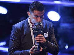 Cristiano Ronaldo Wins Fifth Ballon d'Or Award Ahead Of Lionel Messi, Neymar
