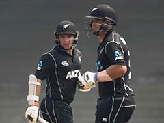 Ross Taylor, Tom Latham Hit Tons As New Zealand Beat Board President's XI