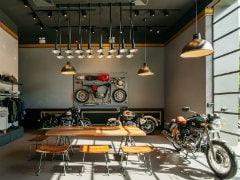 Royal Enfield Opens Its First Ever Showroom In Vietnam