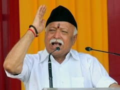 RSS Can Prepare An Army Within 3 Days, Says Chief Mohan Bhagwat
