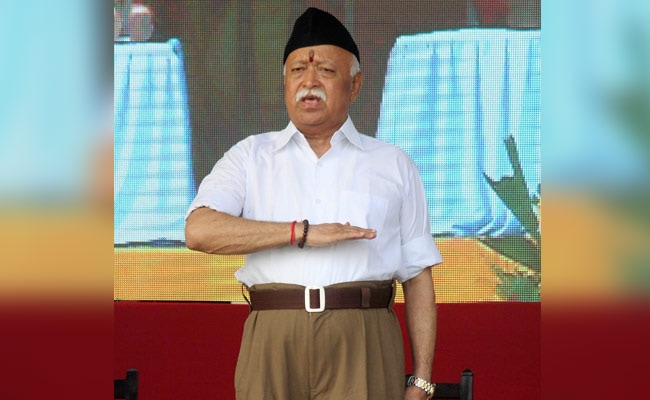 Bhagwat to defy Kerala govt order, will hoist tricolor in Palakkad school