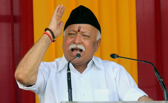 Hindustan Is A Country Of Hindus But Doesn't Exclude Others: RSS chief Mohan Bhagwat