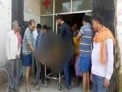RSS Worker In Uttar Pradesh Shot Dead By Bike-Borne Men, No Arrests Yet
