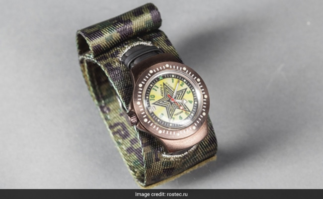 This Watch Can Even Survive A Nuclear Blast
