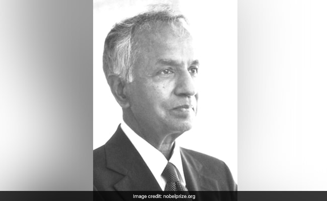 Who is S. Chandrasekhar and why is Google celebrating him today?