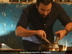 <i>Chef</i> Movie Review: Saif Ali Khan Serves A Feast Garnished With Subtle Spices