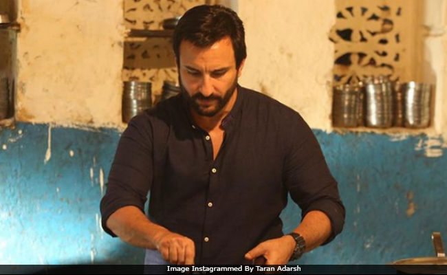 Chef Box Office Collection Day 3: Saif Ali Khan's Film Is A  'Disaster'