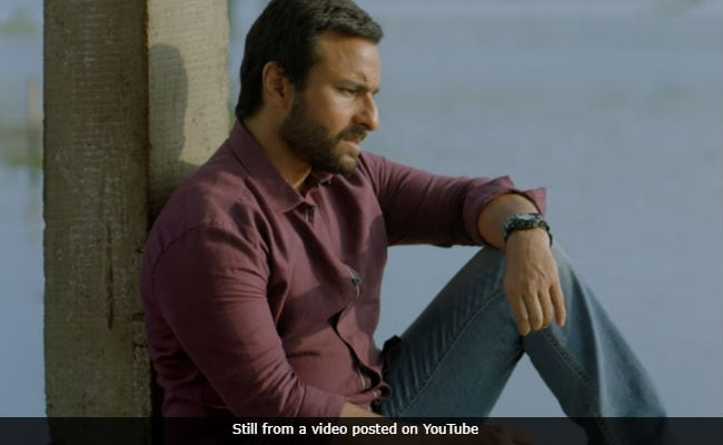 Chef Rated U/A Because Saif Ali Khan Is Divorced And Smokes, Apparently