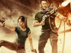 <i>Tiger Zinda Hai</i> Poster: Salman Khan And Katrina Kaif Are Back With Double Trouble