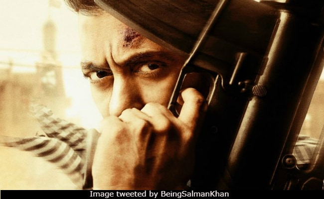 Salman Khan's Diwali Gift Is Proof That Tiger Zinda Hai