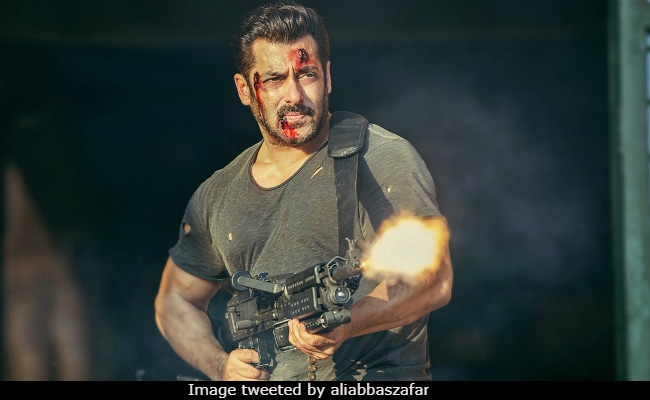 Tiger Zinda Hai: Salman Khan And 5000 Rounds Of Gunfire. Miss At Your Own Risk